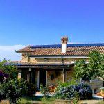Fotovoltaico Villa Leucosia - Castellabate, Salerno